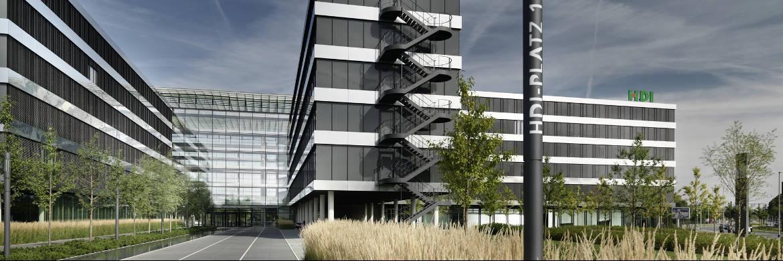 HDI-Standort Hannover|© HDI/ Thomas Bach
