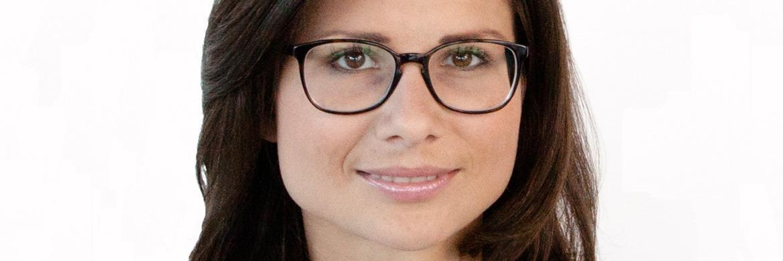 Anna Voronina, Leiterin der digitalen Vermögensverwaltung Quirion der Berliner Quirin Bank