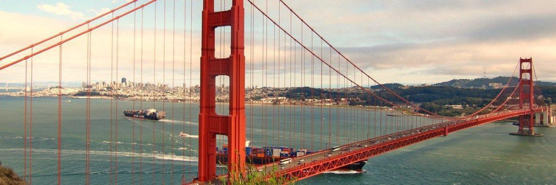 Golden Gate Bridge, San Francisco: Auf Nordamerika hat der Schroder ISF Global Multi-Asset Income derzeit einen starken regionalen Schwerpunkt gelegt.|© Pixabay