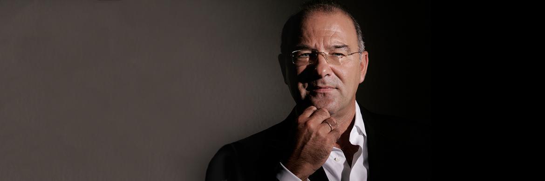 Jannis Raftopolous, Geschäftsführer der JRC Capital Management GmbH