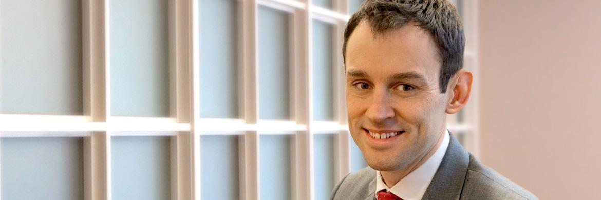 John Taylor, Fixed Income Portfolio Manager beim Asset Manager AB