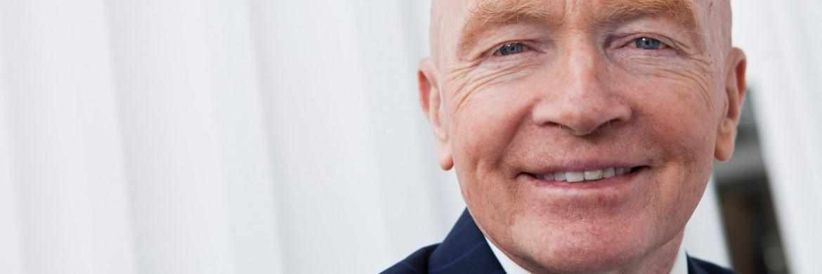 Franklin-Templeton-Manager Mark Mobius