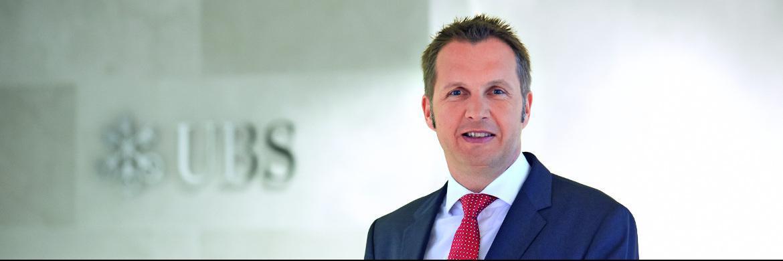 Dag Rodewald, Leiter Vertrieb UBS ETFs in Deutschland bei UBS Asset Management