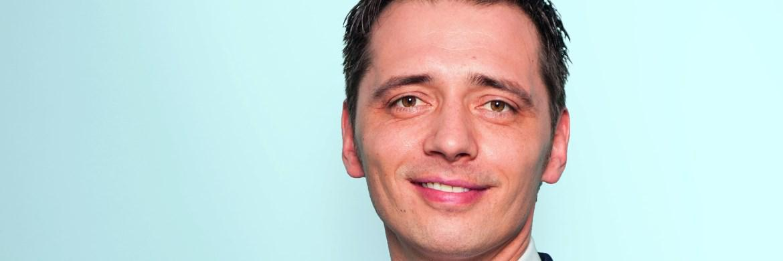 Robert Gladis, Leiter Kompetenzcenter betriebliche Krankenversicherung bei der HALLESCHE
