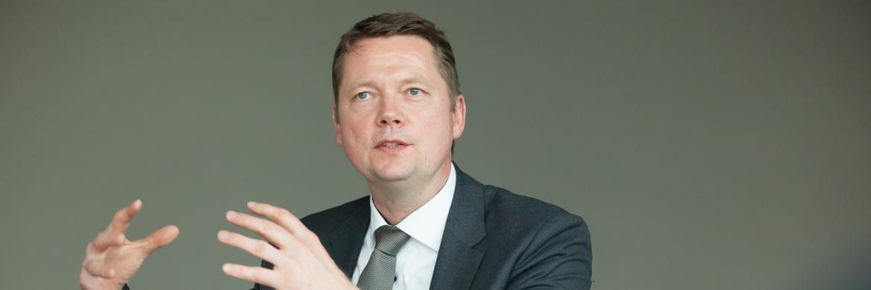 Heiko de Vries, Gründungsmitglied und Vorstand bei Loys|© Florian Sonntag