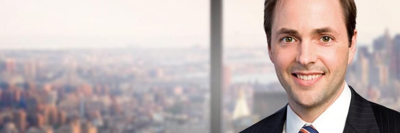 Portfoliomanager Morgan Harting vom Asset Manager AB