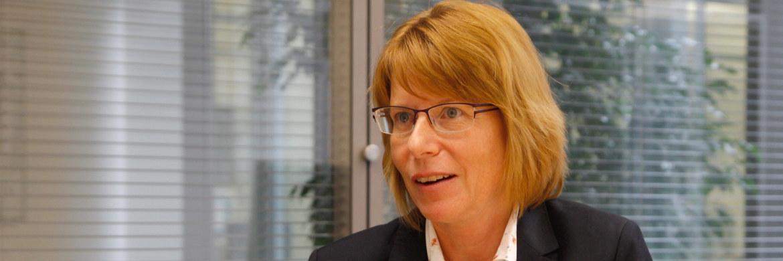 Carmen Daub, Fondsmanagerin der Comfort Fonds bei der Gothaer Asset Management