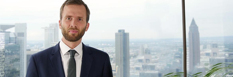 Felix Herrmann, Kapitalmarkt-Stratege bei BlackRock