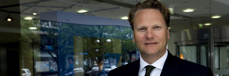 Reinhard Bellet, Leiter Passive Asset Management bei der Deutschen Asset Management