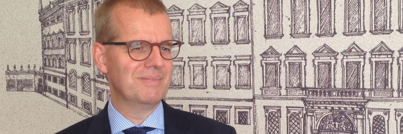 Peter Balzer, Partner der Sozietät Sernetz Schäfer Rechtsanwälte