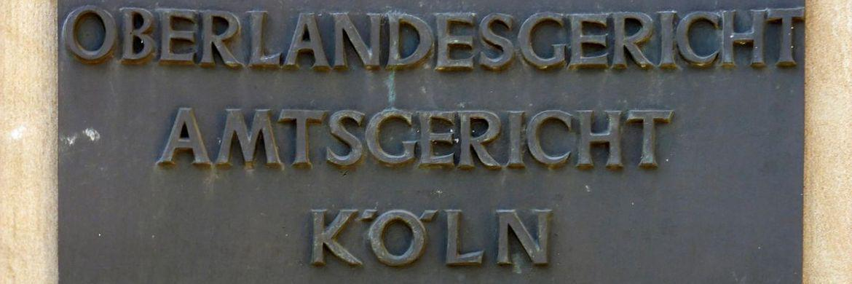 OLG Köln|© 1971markus / Wikipedia