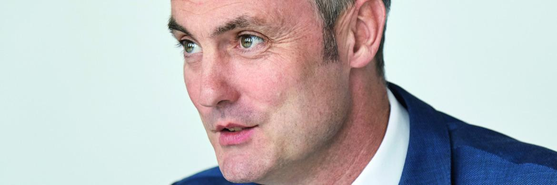 Dan Sauer, Geschäftsführer von Nordea Fonds Service mit Sitz in Köln|© Piotr Banczerowski