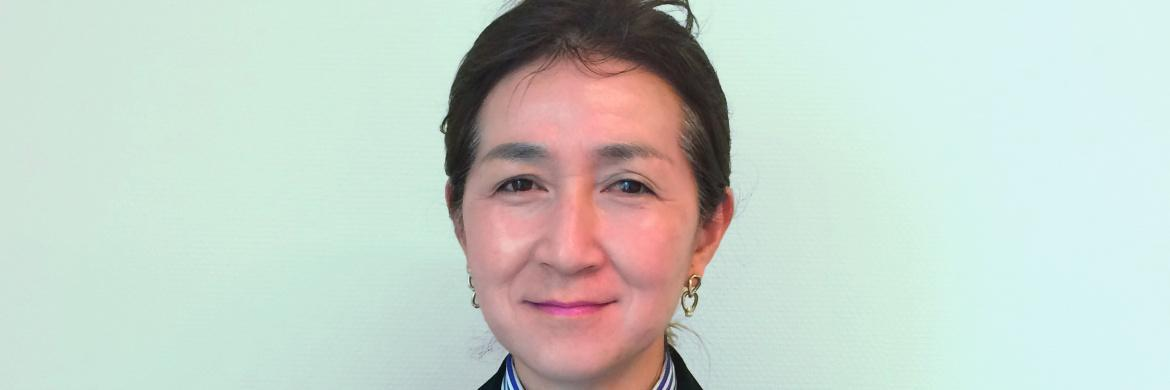Taeko Setaishi, Fondsmanagerin des Atlantis Japan Opportunities