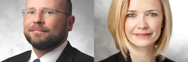Scott Mather, CIO U.S. Core Strategies, und Libby Cantrill, Head of Public Policy, erörtern den Ausblick von Pimco