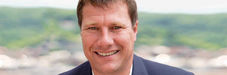 Markus Mezger, Mitgründer der Tiberius Asset Management