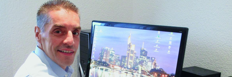 Thomas Kottlewski,  Gründer des Maklerunternehmens Kobra