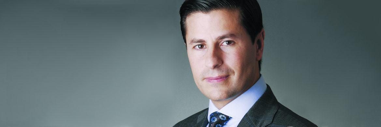 Eduardo Mollo Cunha, Vertriebschef beim Vermögensverwalter Eyb & Wallwitz