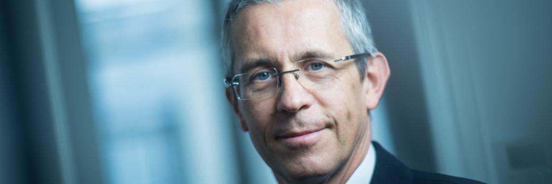 Bruno Poulin, CEO und Mitgründer von Ossiam