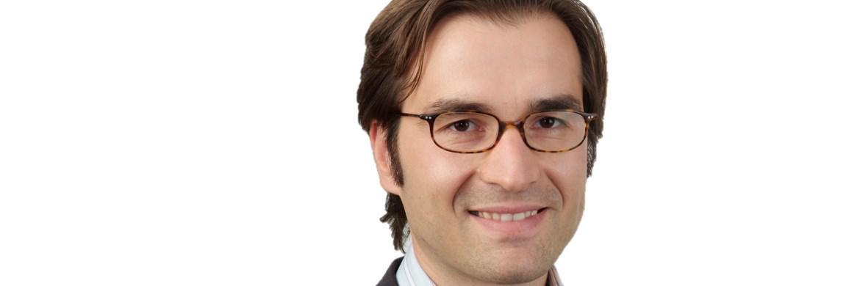 Alexander Funk, Manager des Ökoworld Klima