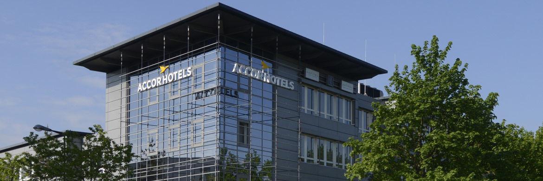 Frisch drin im Portfolio des Immobilienfonds Leading Cities Invest: Die Deutschland-Zentrale der Hotelgruppe Accor in München|© KanAm International GmbH