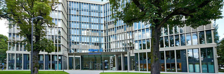 Das Gebäude von Allianz Global Investors|© AGI