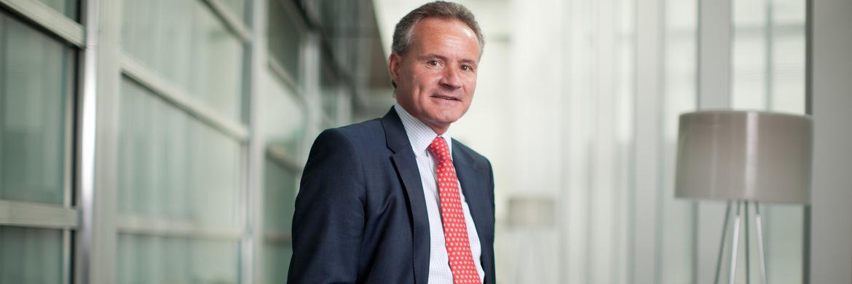 John Bennett, Senior Portfoliomanager für europäische Aktien bei Henderson. Henderson Global Investors ist eine der fünf besten Aktienfondsanbieter, die Feri Euro Rating jetzt ausgezeichnet hat