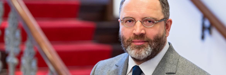 Friedemann Utz, Rechtsanwalt bei der Kanzlei Blanke Meier Evers