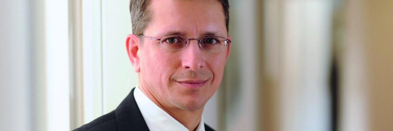 Norman Wirth, Rechtsanwalt und AfW-Vorstand