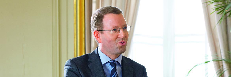 Markus Lange, Head of Financial Services Legal und Partner bei KPMG
