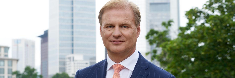 Achim Küssner, Geschäftsführer der Schroder Investment Management GmbH