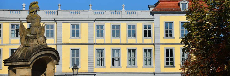 Ansbacher Residenz, Dienststelle des BayLDA|© BayLDA