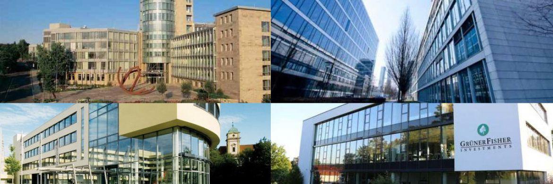 Unter anderem diese vier Finanzarbeitgeber haben eine sehr gute Reputation, bescheinigen ihnen Mitarbeiter auf dem Arbeitgeber-Bewertungsportal Kununu