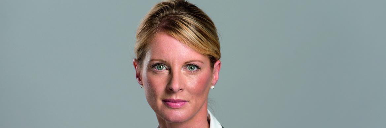 Stefanie Alt, Leiterin Produkt- und Marktmanagement Leben bei der NÜRNBERGER Versicherung