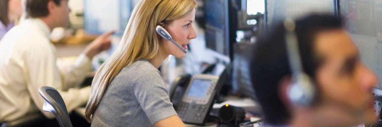 Insurtech-Anbieter betreuen ihre Kunden per Telefon oder online. |© CSC Deutschland GmbH