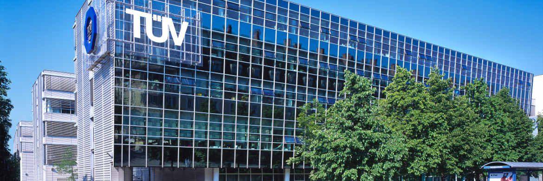 Gebäude des TÜV Süd in München|© TÜV Süd