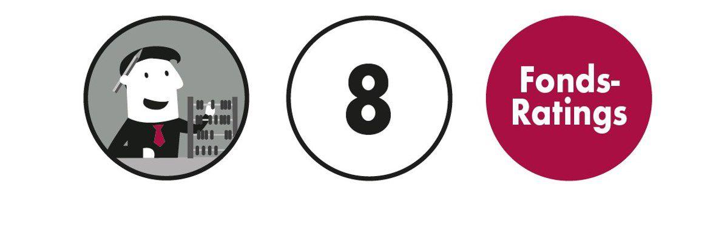 Fonds-Ratings sind Instrumente für Anleger, um den für ihre Anlageziele passenden Fonds auszuwählen. Rating-Agenturen benoten dabei bestimmte Merkmale, Eigenschaften oder Leistungen des Produkts|© seamartini/iStock
