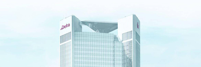 Die Dekabank ist das Wertpapierhaus der Sparkassen. Gemeinsam mit ihren Tochtergesellschaften bildet sie die Deka-Gruppe.
