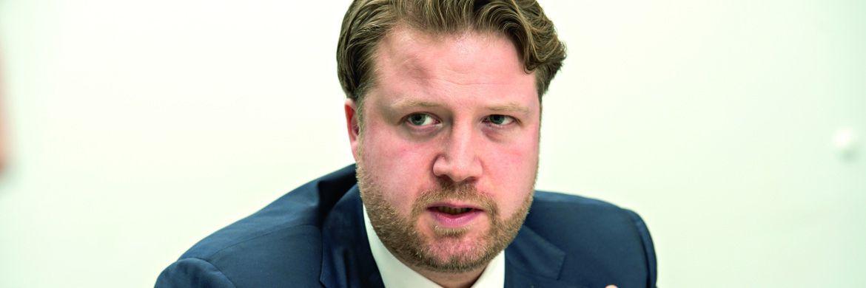 Thilo Wolf, Deutschland-Chef von BNY Mellon|© Foto: Uwe Noelke