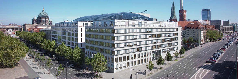 DIHK-Gebäude in Berlin|© DIHK