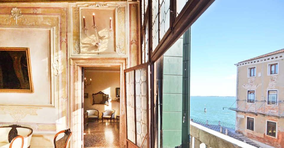 Historische Eigentumswohnung in Venedig: Engel & Völkers verkauft Nietzsches Residenz