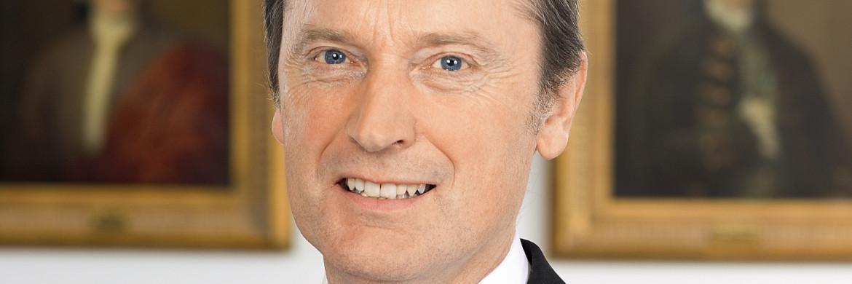 Hans-Walter Peters ist Chef der Berenberg Bank