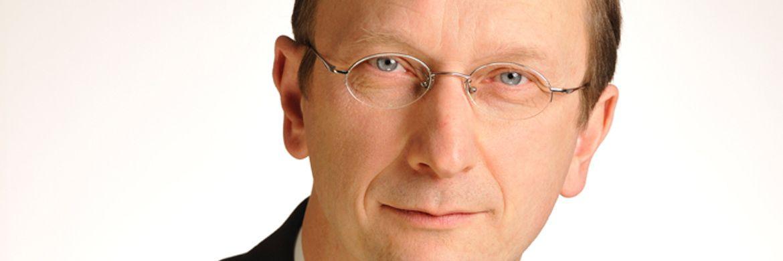 GDV-Chefvolkswirt Klaus Wiener