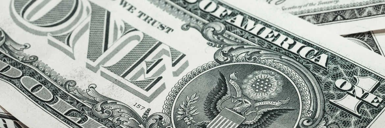 Rückseite des 1-Dollar-Scheins|© pixabay.com