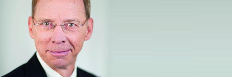 Frank Grund, Exekutivdirektor für den Bereich Versicherungsaufsicht bei der Bafin