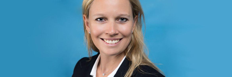 Fannie Wurtz, Managing Director bei Amundi ETF, Indexing & Smart Beta