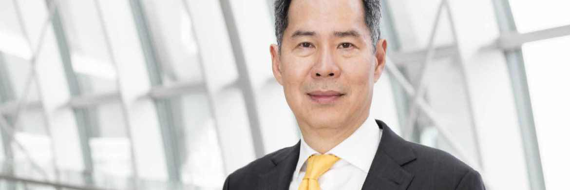 Geoffrey Wong, Head Global Emerging Markets und Asia Pacific Equities bei UBS Asset Management