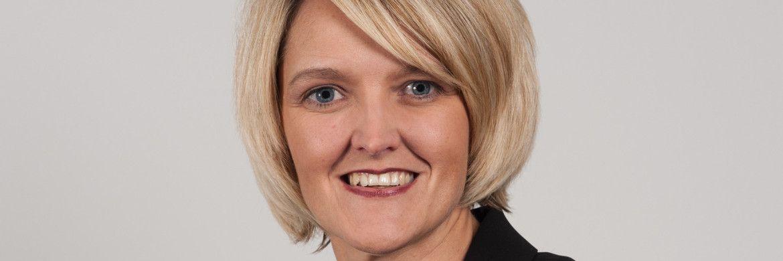 Anja Welz ist Vorstand der Laureus AG Privat Finanz