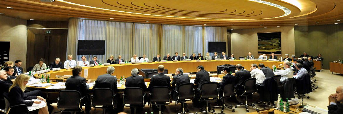 Sitzung des Financial Stability Board in Basel | © The Financial Stability Board