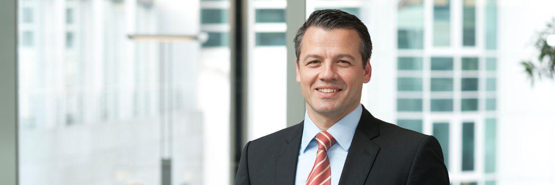 Mathias Müller, Leiter Privatkundengeschäft Europa bei Allianz GI|© Stefan Krutsch