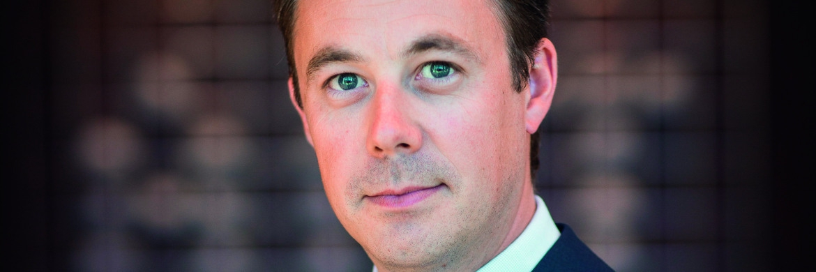 Nicolas Forest, Global Head of Fixed Income bei Candriam
